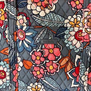 Vera Bradley Bags - NWT Vera Bradley Iconic Vera Tote Tropical Evening